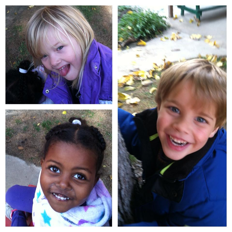 Smiling Children - Modesto Preschool
