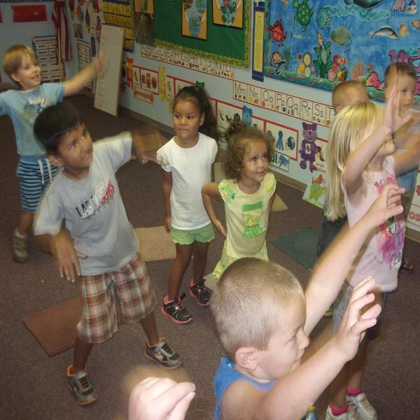 Childcare Modesto CA | Classroom Fun