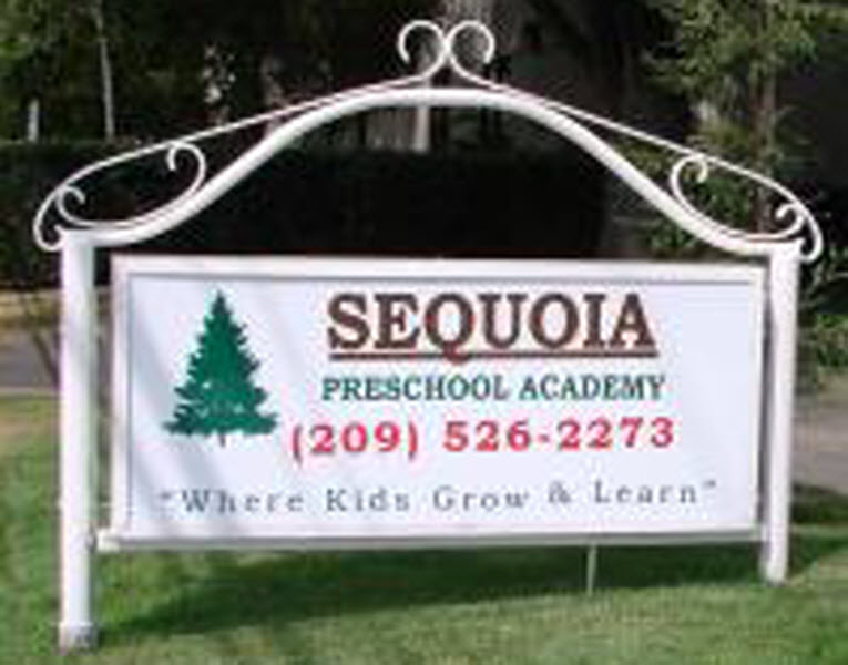 Modesto Daycare | Street Sign