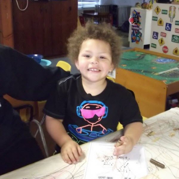 Sequoia Preschool Modesto CA | Child Drawing