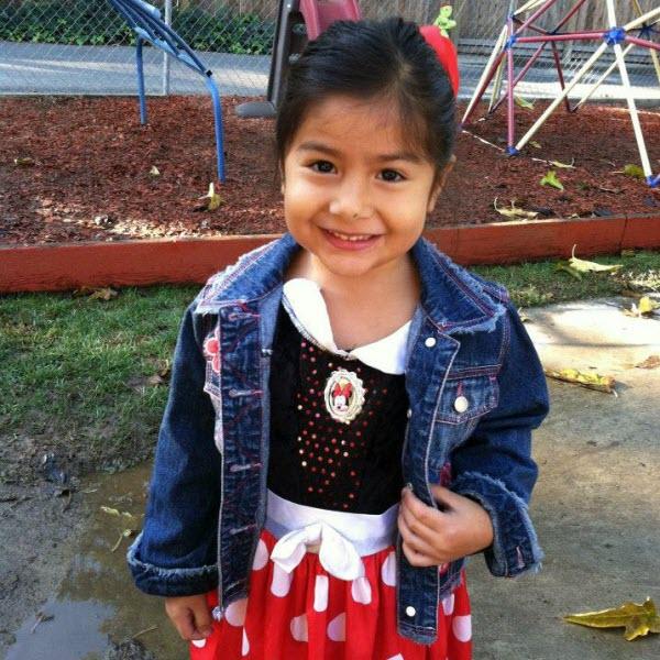 Sequoia Preschool Modesto CA | Child near Jungle Gym